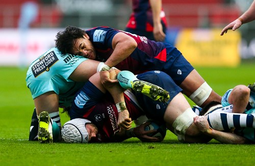 Stat attack: Bristol Bears 34-16 Gloucester