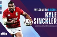 World class Kyle Sinckler agrees Bristol Bears switch