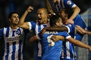 Report: Brighton 2-1 Bristol City