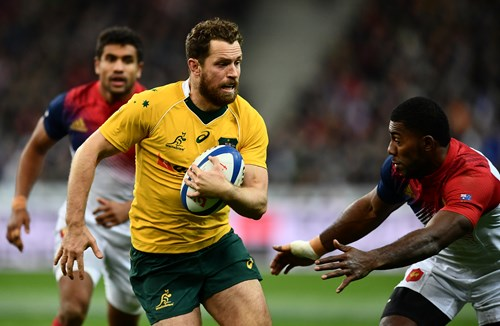 Morahan links up with Australia Sevens squad for 'Olympics trial week'