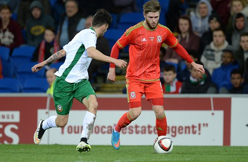 Burns Called Up By Wales U21