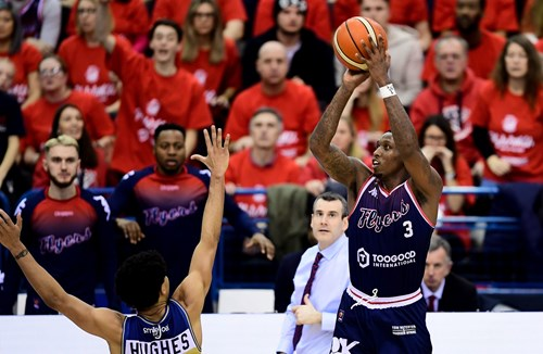 Highlights: Bristol Flyers 59-67 Worcester Wolves