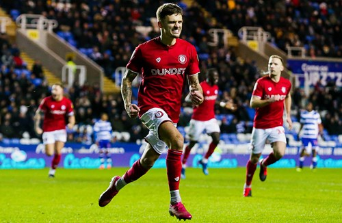 Report: Reading 0-1 Bristol City