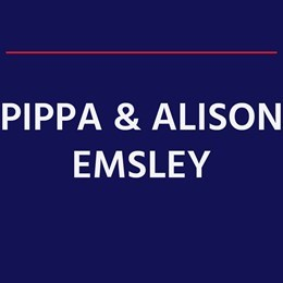 Alison and Pippa Emsley logo