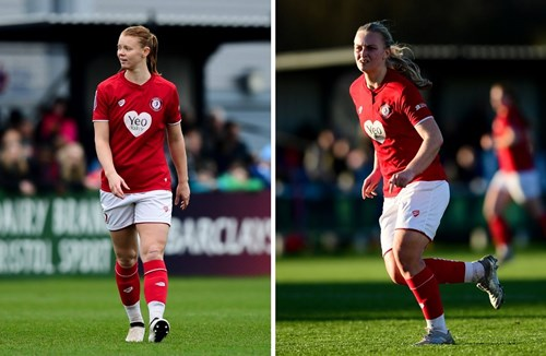 Sargeant and Hughes sidelined with ACL injuries