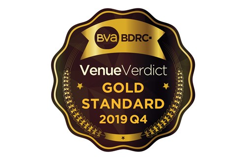Another Gold for Ashton Gate Stadium from VenueVerdict