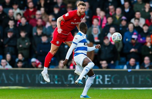 Robins become 'Trojans'  to close out QPR win