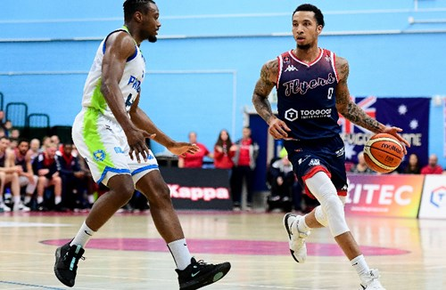 Full game: Bristol Flyers v Cheshire Phoenix