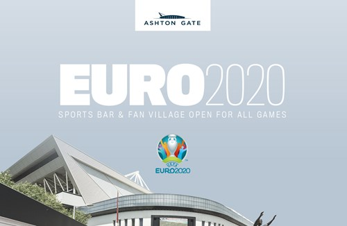 Ashton Gate Stadium to host Euro Fan Village