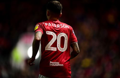 'Goals give us belief' – Paterson