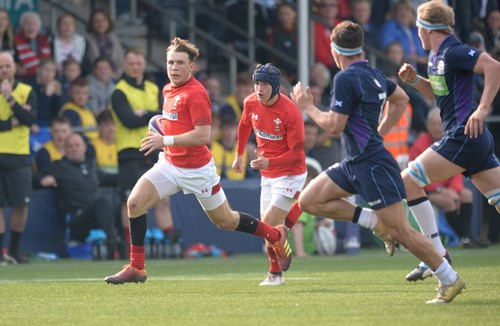 U20 Six Nations: Defeats for Bears duo