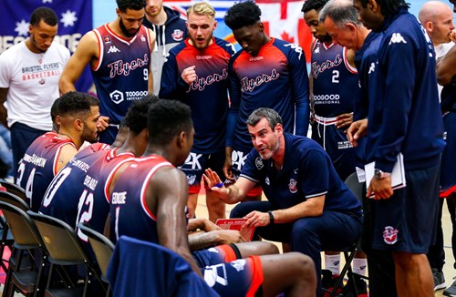 Kapoulas named Great Britain Senior Men's Assistant Coach