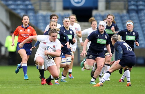 Women's Six Nations: Round 2