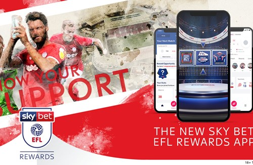 Don't miss out Sky Bet EFL Rewards