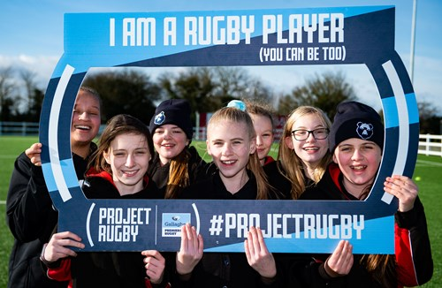 Gallery: Community Foundation hosts Project Rugby festival