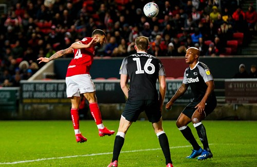 Report: Bristol City 3-2 Derby County