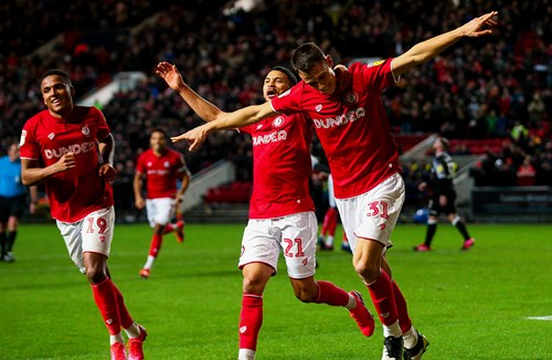 Highlights: Bristol City 3-2 Derby County