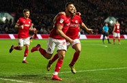 Bristol City v West Bromwich Albion