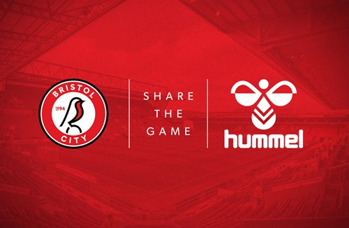 City partner with hummel to take Robins kit to next level
