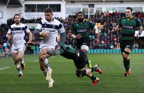 As it happened: Northampton Saints 14-20 Bristol Bears