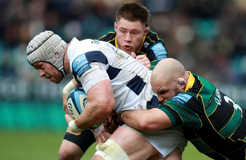 Dave Attwood and Henry Purdy named in Premiership team of the week