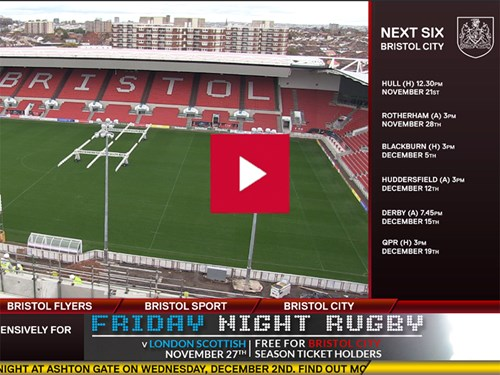 Video: Bristol Sport TV