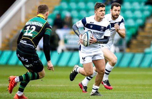 Stat attack: Northampton Saints 14-20 Bristol Bears