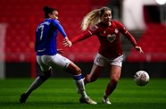 Report: Bristol City Women 0-5 Everton Women