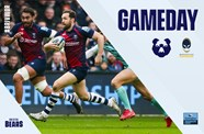 LIVE! Bristol Bears vs Worcester Warriors