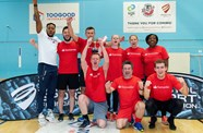 Video: Corporate Basketball Festival raises community funds