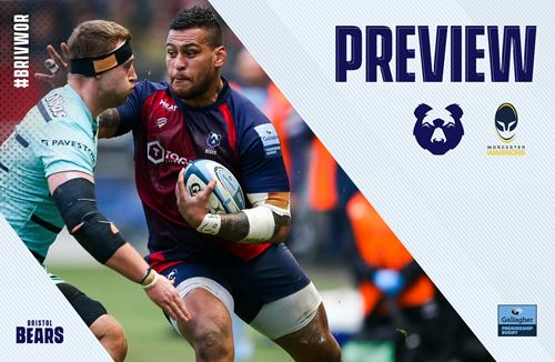 Preview: Worcester Warriors (h) - Gallagher Premiership