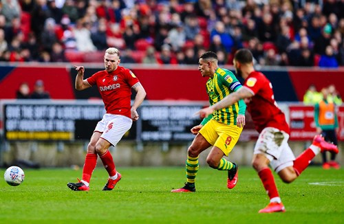 Highlights: Bristol City 0-3 West Bromwich Albion