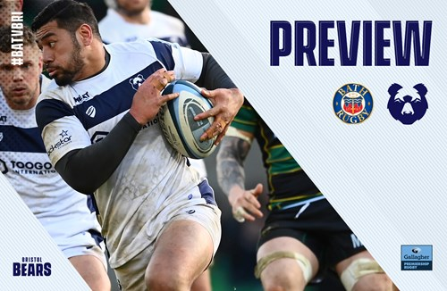 Preview: Bath (a) - Gallagher Premiership