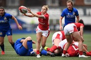 Keira Bevan named in GB 7s training squad