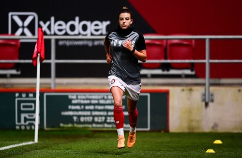 Logarzo included in unchanged Matildas squad for Olympic Play-off