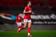 Wynne and Dykes head away on international duty with Wales