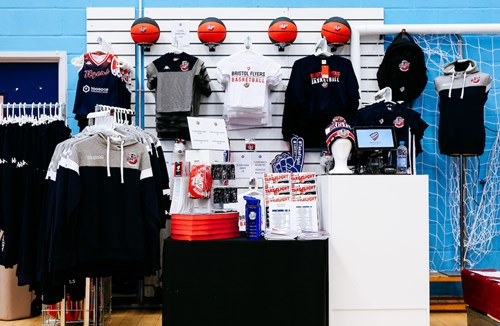 Flyers 2019/20 range available exclusively from the Bristol Sport Store