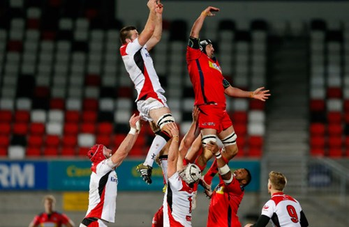 REPORT: Ulster Ravens 30-5 Bristol Rugby
