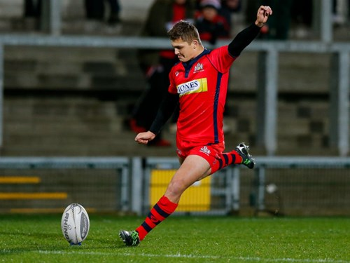 GALLERY: Ulster Ravens vs Bristol Rugby