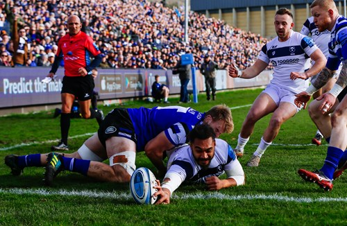Report: Bath Rugby 13-19 Bristol Bears