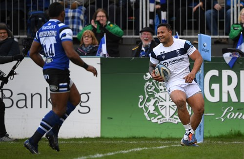 Alapati Leiua shortlisted for try of the week