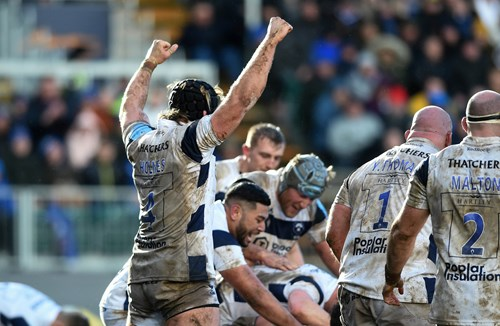 Stat attack: Bath Rugby 13-19 Bristol Bears