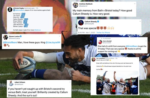 Social media round-up: Bears do the double