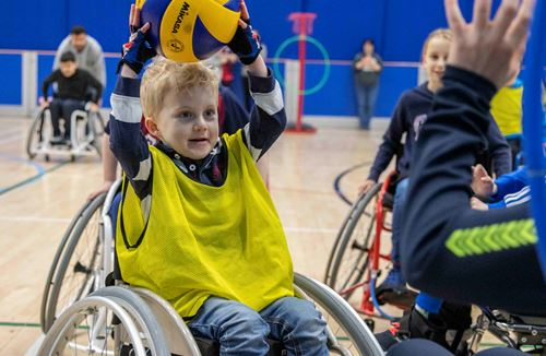 Community Foundation holds inaugural Inclusive Sports Taster Day