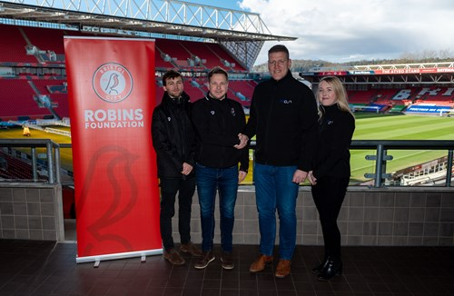 Robins Foundation launch new Shared Duty Members Club