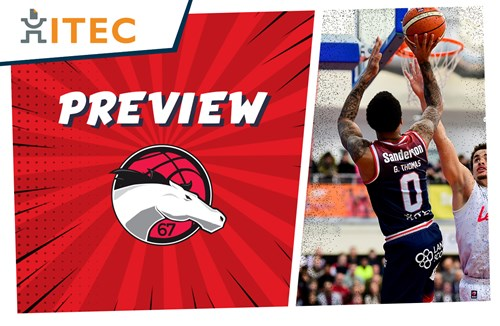 ITEC Game Preview: Leicester Riders (H) - BBL Championship