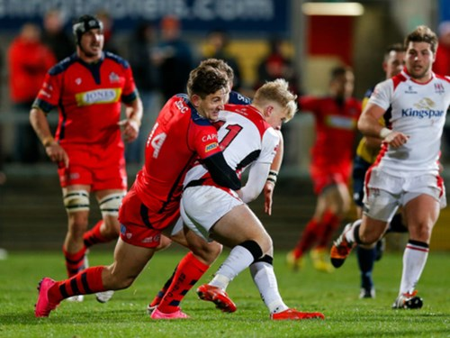 VIDEO: Ulster Ravens vs Bristol Rugby