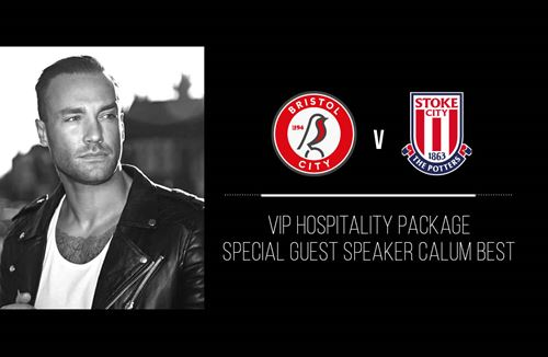 Secure VIP hospitality for Stoke