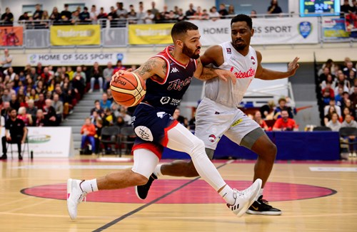 Report: Bristol Flyers 73-69 Leicester Riders