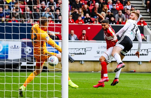 Report: Bristol City 1-1 Fulham
